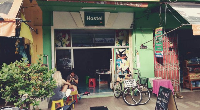 Hatyai Backpackers Hostel: Excellent Pre-stay Service