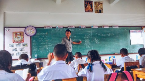 Ordinary yet Extraordinary: Backpacker Teacher Ken