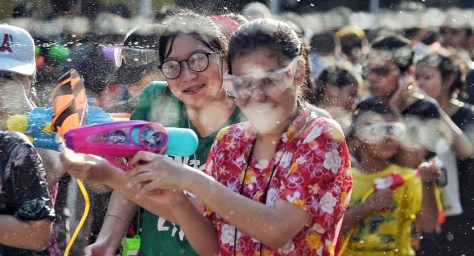 Songkran 2019 a 5-Day Weekend