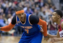Carmelo Anthony vs Otto Porter Jr.