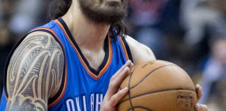 Oklahoma City Thunder Steven Adams