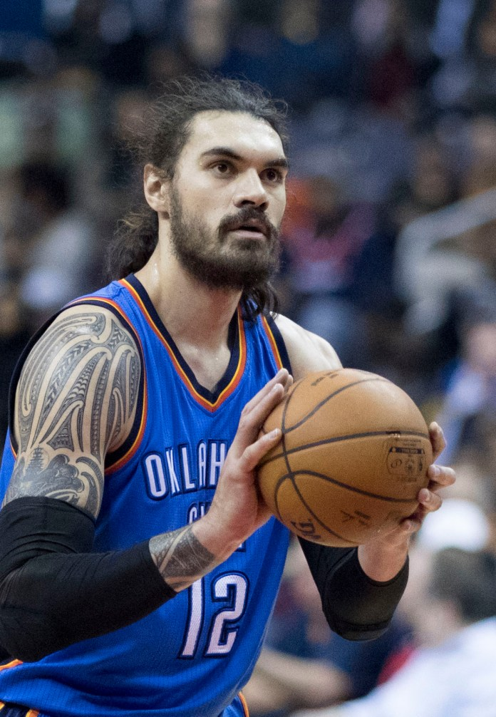 Oklahoma City Thunder Steven Adams
