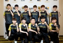 Overwatch Seoul Dynasty Team