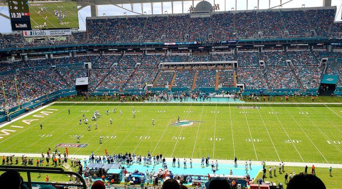 Tennessee Titans vs Miami Dolphins Sep 9th 2018