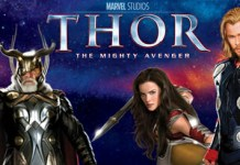 Thor The Mighty Avenger Slot Machine