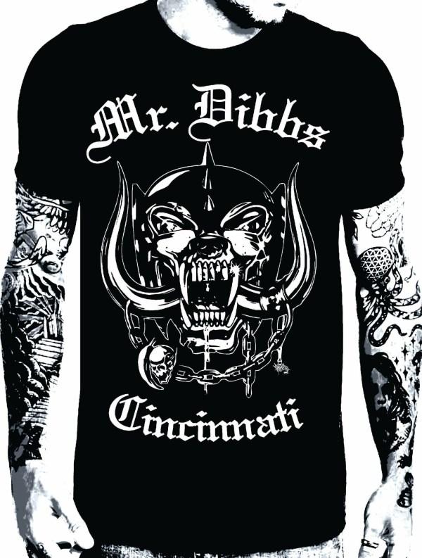 Motor Dibbs T-Shirt