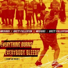 Dibbs x Brett Fullerton EBEB cover