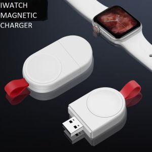Usb Magnetic Charger For Apple Watch 1234 Series