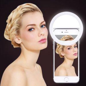 Selfie Rechargeable USB Selfie Ring LED Light For All Phones