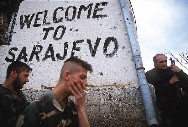Se cumplen 20 años del inicio de la Guerra de los Balcanes