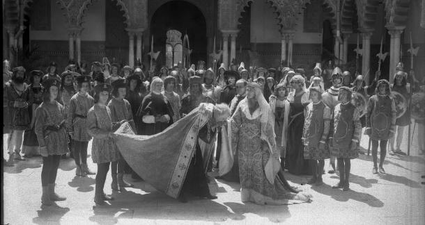 La primera gran superproducción de la historia del cine español