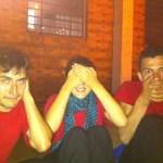 Der Kolumbianer Miguel, die Deutsche Agnes und der Kolumbianer Oscar