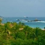 Der Ausblick von Punta Cometa, dem südlichsten Punkt der mexikanischen Pazifik-Küste