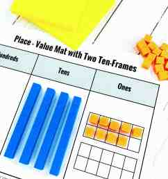 3 Super Tips for Teaching Place Value - Mr Elementary Math [ 2674 x 2674 Pixel ]