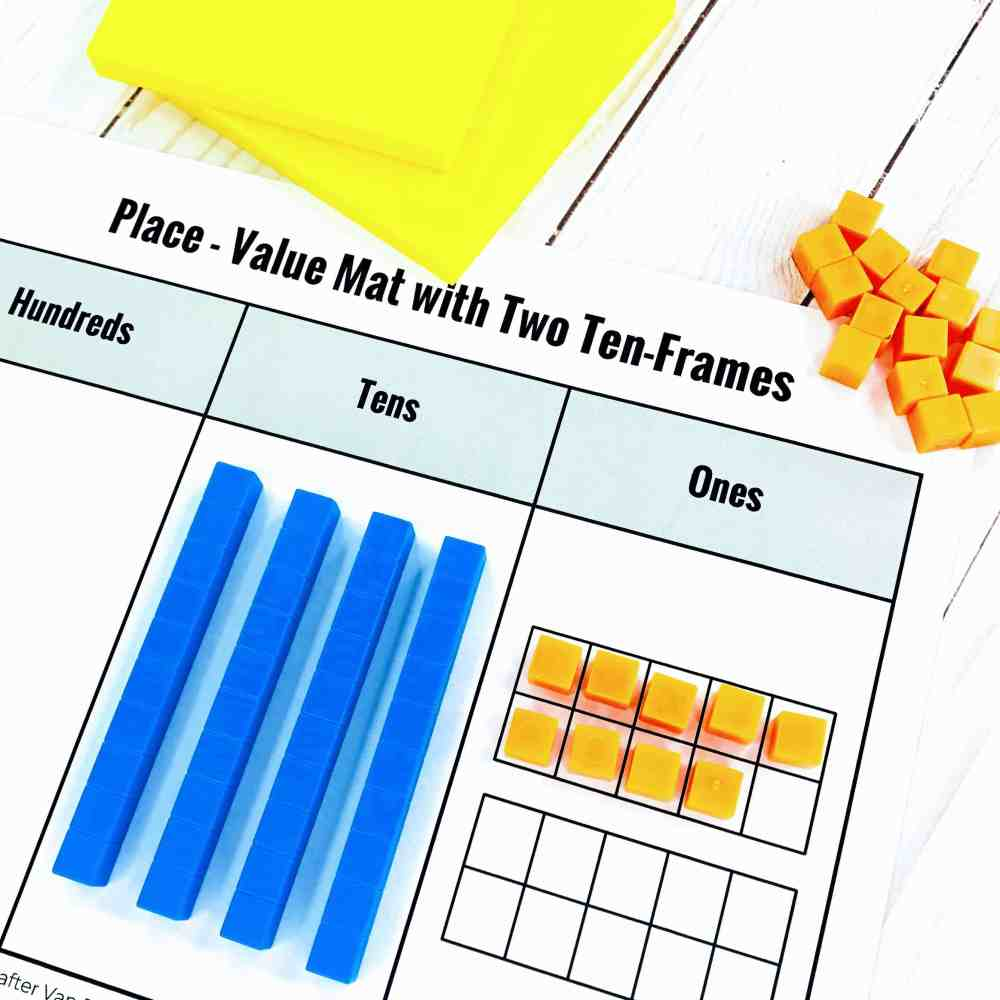 medium resolution of 3 Super Tips for Teaching Place Value - Mr Elementary Math