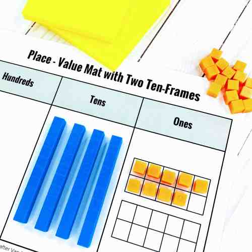 small resolution of 3 Super Tips for Teaching Place Value - Mr Elementary Math