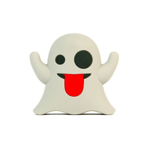 Mojipower - Emoticons Battery 2600 mAh (ghost)