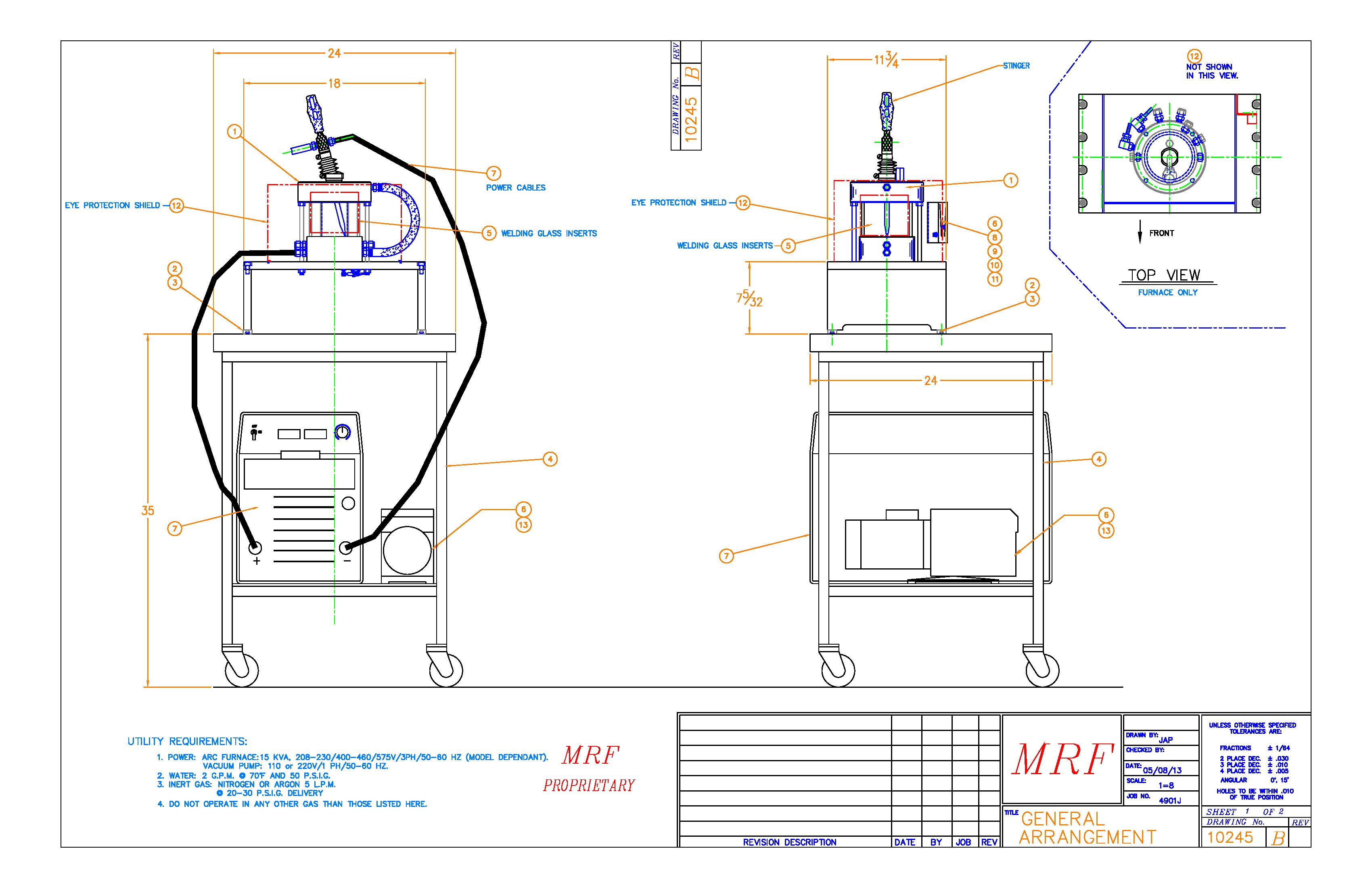 medium resolution of drawings sa 200 general layout