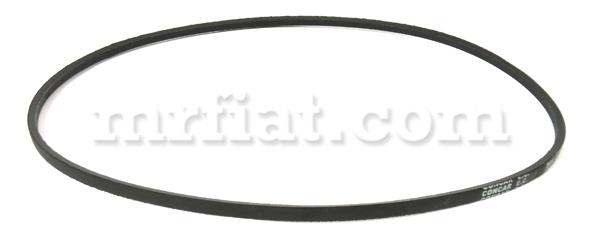 Fiat 124 Spider 1400 1600 1800 Fan Belt 1966-78 New