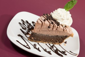 Chocalate Cream Grit Pie