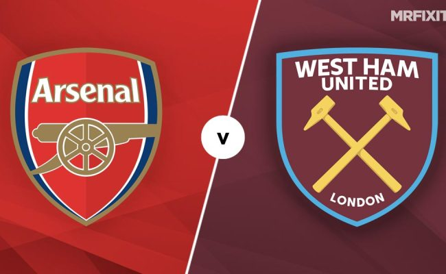 Arsenal Vs West Ham Prediction And Betting Tips Mrfixitstips