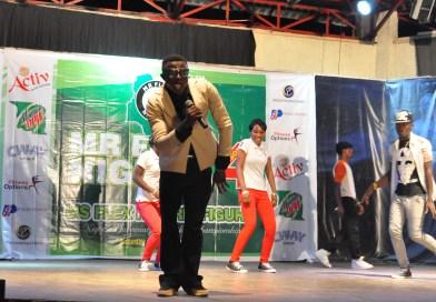 Watch Precious Parca At Mr Flex Nigeria Live