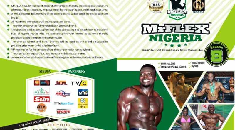 Mr Flex Nigeria Season 8 Is Here