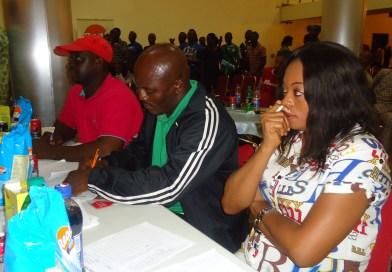 Mr Flex Nigeria 2012