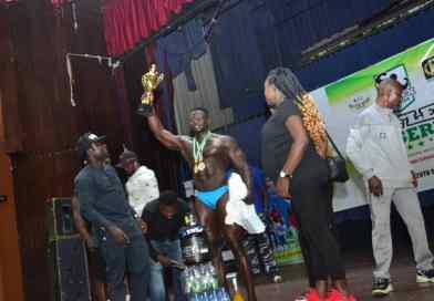 Tobi Adegboye Retains Overall Tittle of Mr Flex Nigeria 2019