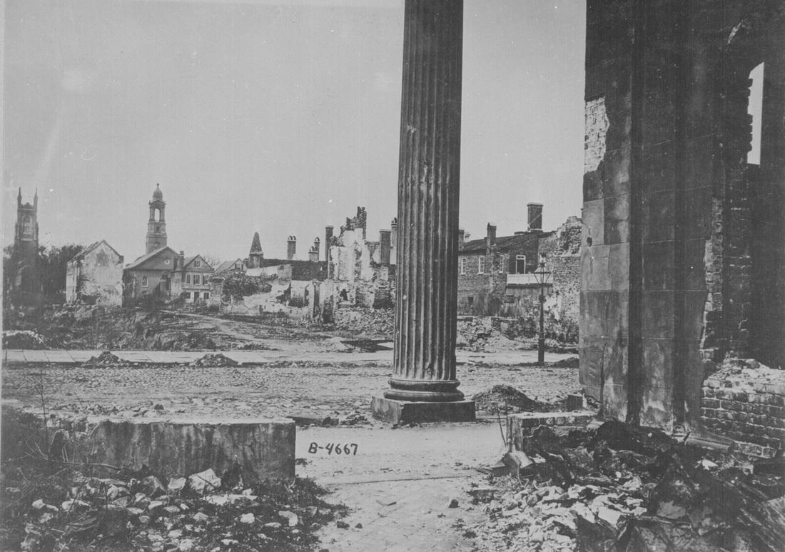 Reconstruction Post Civil War