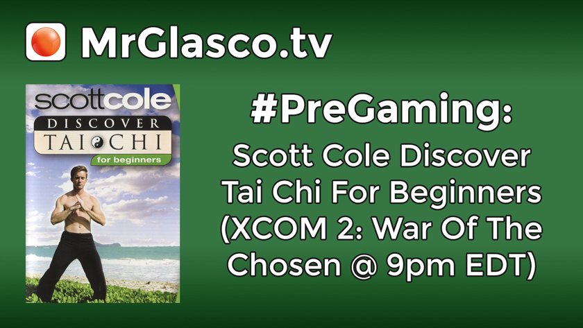 #PreGaming: Scott Cole Discover Tai Chi For Beginners Workout