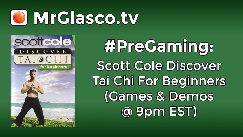 Scott Cole Tai Chi DVD