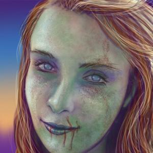 Mr. Guy Proof reader, Marketing Consultant, and Supplemental Flatter, Deus Nova's zombified bio pic