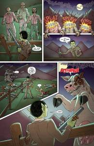 full page of mr. guy zombie hunter by jayel draco