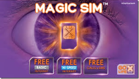 magic sim