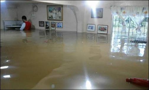 Banjir di serian