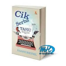 Cik Serba Tahu-Novel Oleh SyamNuriezmil