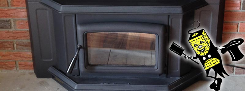 Cleaning Wood Burning Fireplace Inserts  Mr Happy Chimney