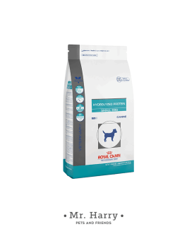 ROYAL CANIN ALIMENTO SECO PARA PERRO ADULTO RZ PEQUEÑA HYDROLYZED PROTEIN HP 4KG