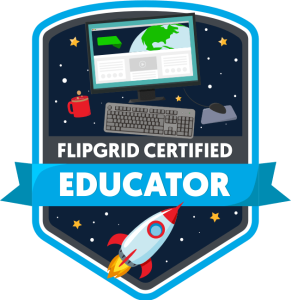 Flipgrid Certified Educator