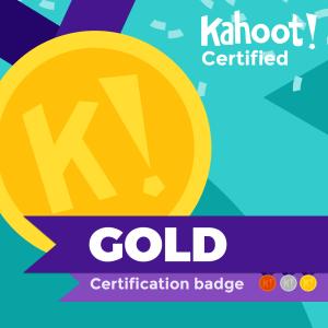 Kahoot Gold