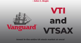 Why I Have My Entire Stock Market Holdings In One Single Stock (VTI)