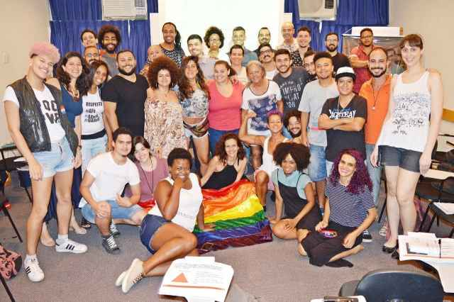 5th small business course for low-income LGBT in Rio de Janeiro