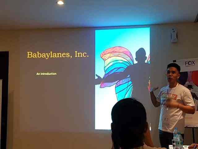LGBTI activists from The Philippines