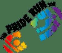 Pride Run logo