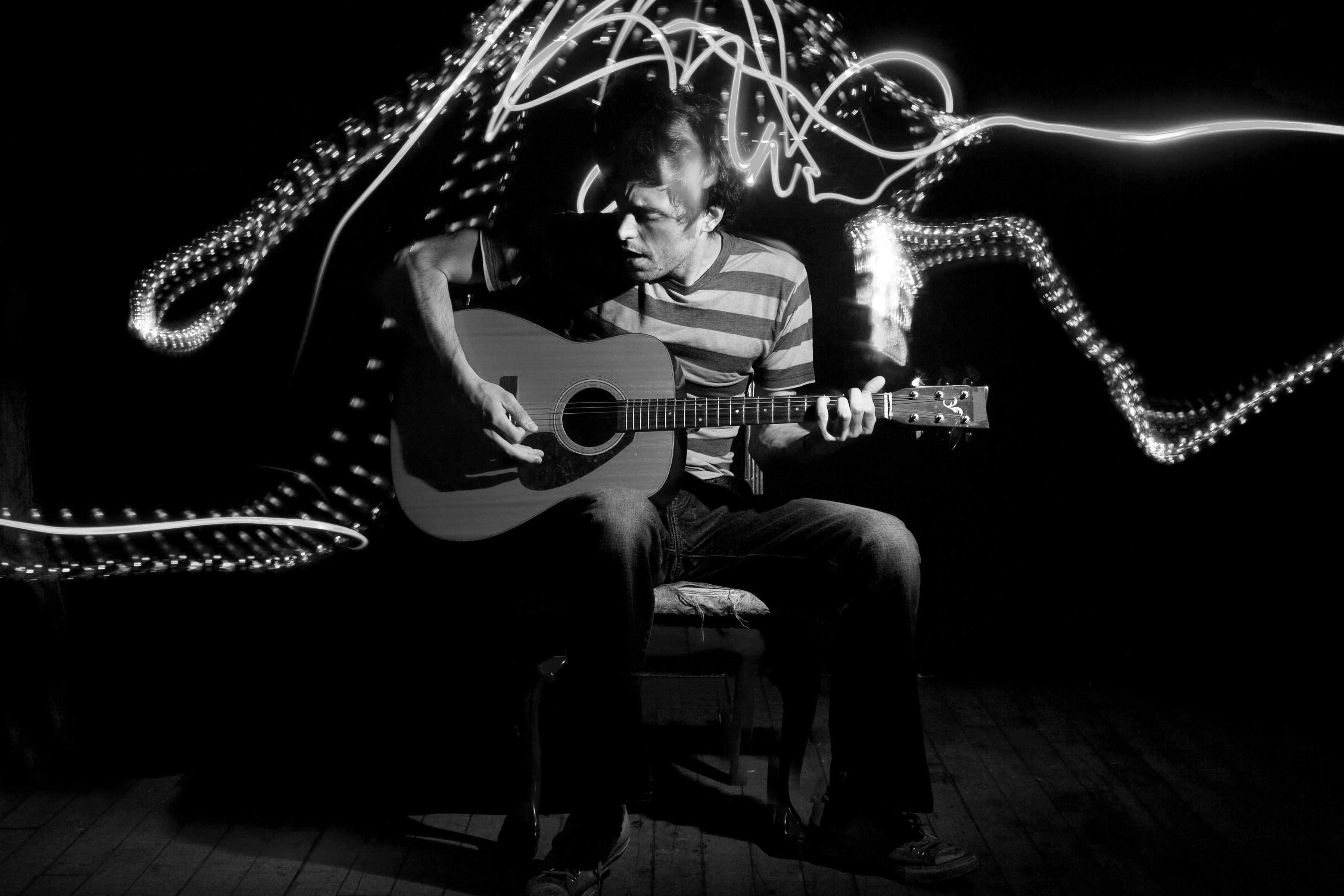 Jeff Taylor + Lightpainting