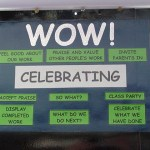 Inquiry Model - Celebrating