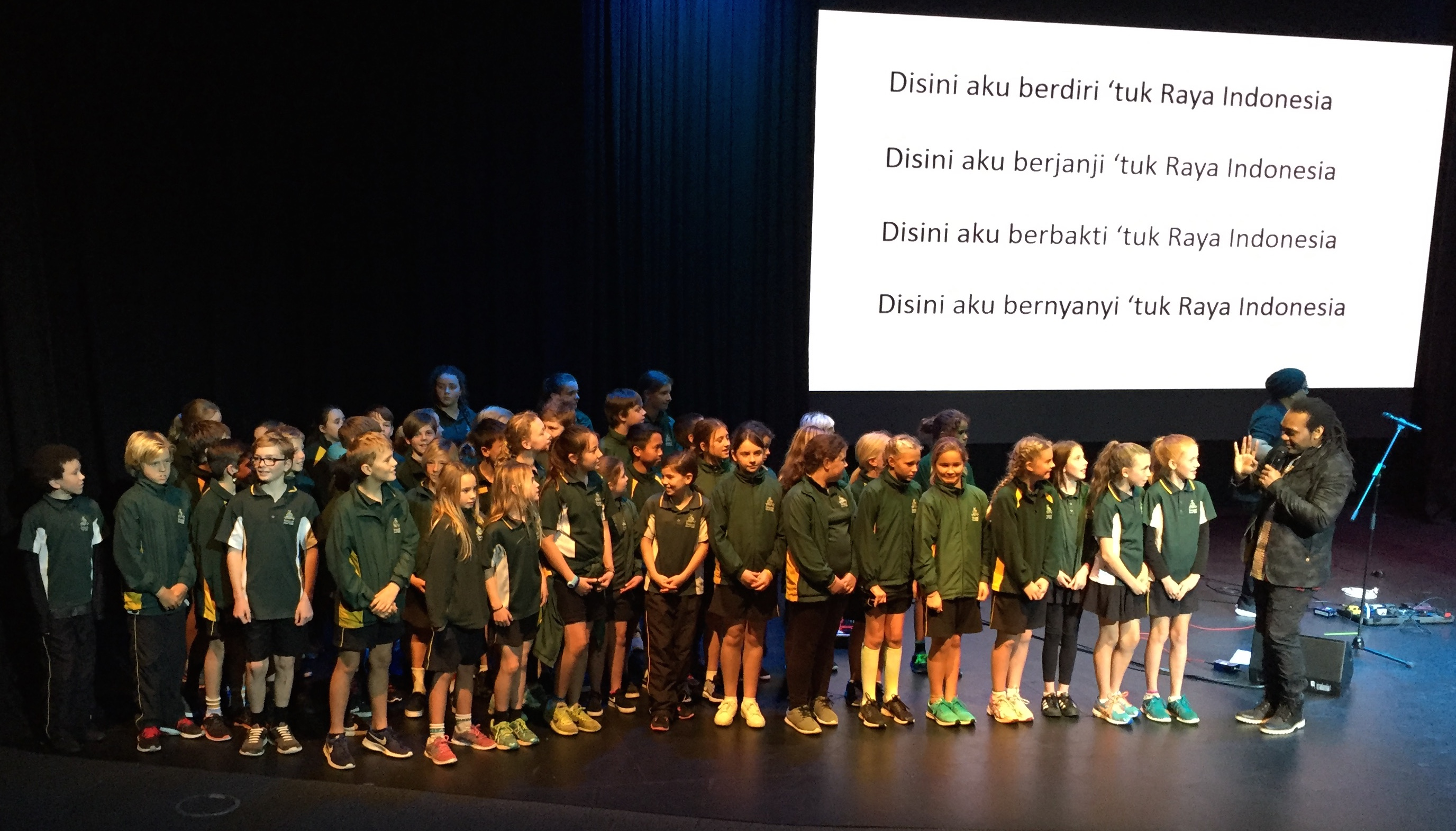 MikiJ Concert Immerses Students in Indonesian Pop Culturequot;  Margaret River Primary School