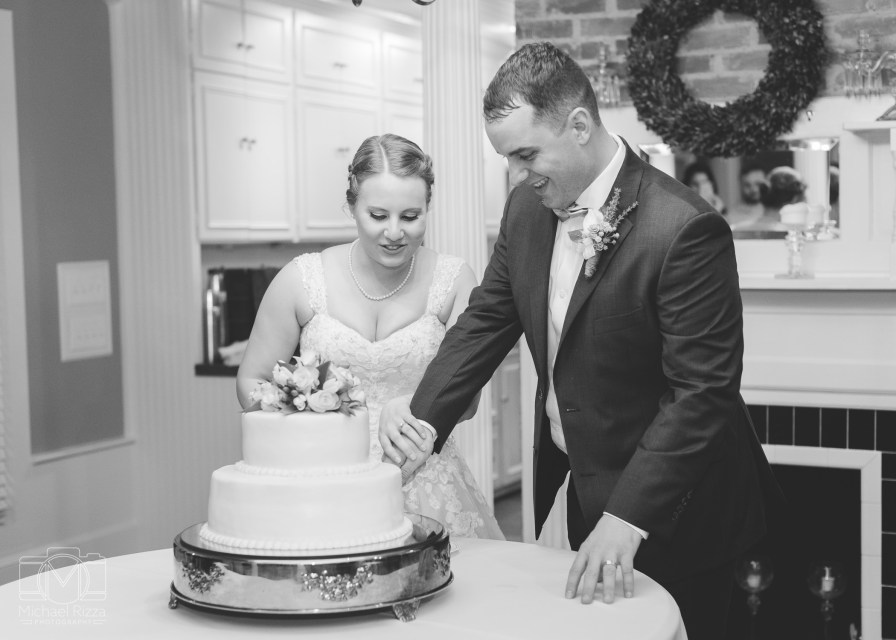 The Inn at Oak Lawn Farms Wedding Reception Photos