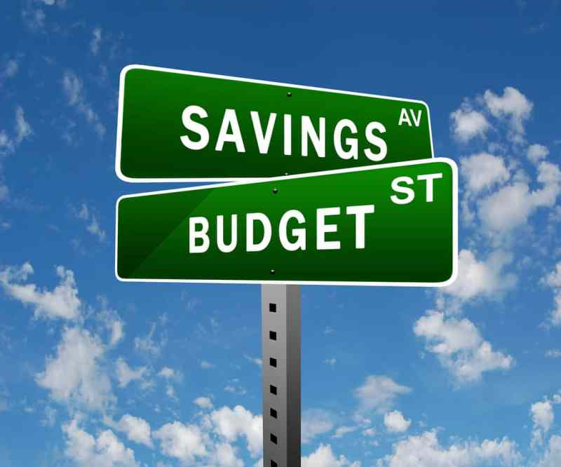 Start a Budget to Save Money
